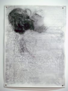 Untitled. 18 x 24. Mixed Media & Intaglio. 2011